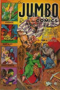 Cover Thumbnail for Jumbo Comics (Fiction House, 1938 series) #165
