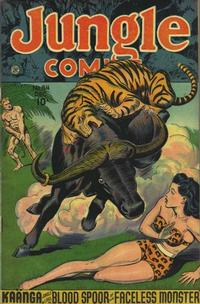 Cover Thumbnail for Jungle Comics (Fiction House, 1940 series) #84