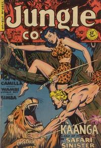 Cover Thumbnail for Jungle Comics (Fiction House, 1940 series) #126
