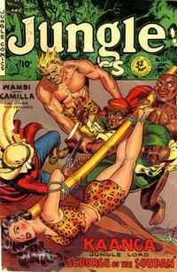 Cover Thumbnail for Jungle Comics (Fiction House, 1940 series) #133