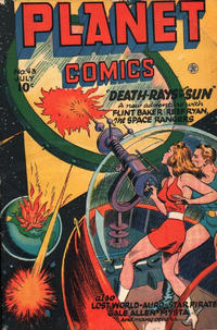 Cover Thumbnail for Planet Comics (Fiction House, 1940 series) #43