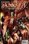 Cover Thumbnail for Angel: After the Fall (2007 series) #2 [Franco Urru Cover]
