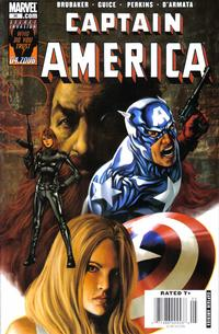 Cover for Captain America (2005 series) #36