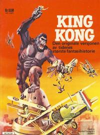 Cover Thumbnail for King Kong (Semic, 1977 series)