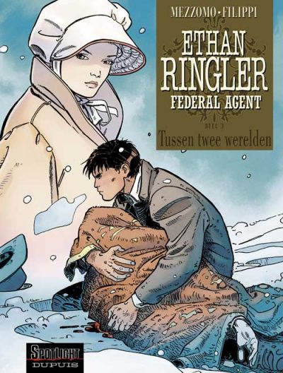 Cover for Ethan Ringler Federal Agent (2004 series) #3