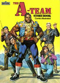 Cover Thumbnail for The A-Team Storybook Comics Illustrated (Marvel, 1983 series)