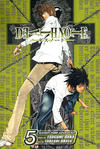 Cover for Death Note (Viz, 2005 series) #5 - Whiteout