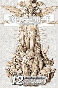 Cover Thumbnail for Death Note (Viz, 2005 series) #12 - Finis
