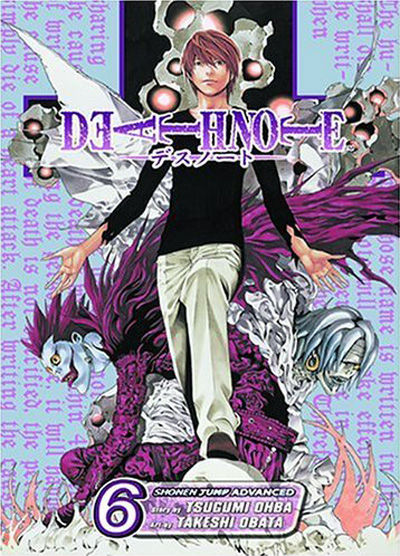 Cover for Death Note (2005 series) #6