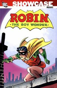 Cover Thumbnail for Showcase Presents: Robin the Boy Wonder (DC, 2008 series) #1