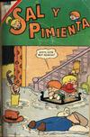 Cover for Sal y Pimienta (Editorial Novaro, 1964 series) #34