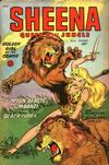 Cover for Sheena, Queen of the Jungle (Fiction House, 1942 series) #16