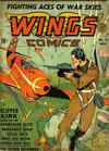 Cover for Wings Comics (1940 series) #15