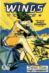 Cover for Wings Comics (Fiction House, 1940 series) #95