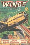 Cover for Wings Comics (Fiction House, 1940 series) #103