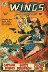 Cover for Wings Comics (Fiction House, 1940 series) #105
