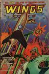 Cover for Wings Comics (Fiction House, 1940 series) #120