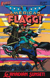 Cover for American Flagg! (First, 1983 series) #15
