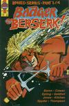 Cover for Badger Goes Berserk (First, 1989 series) #1