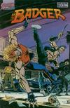 Cover for The Badger (First, 1985 series) #9