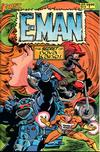 Cover for E-Man (First, 1983 series) #10