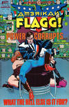 Cover for Howard Chaykin's American Flagg (First, 1988 series) #1