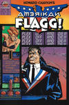 Cover for Howard Chaykin's American Flagg (First, 1988 series) #2