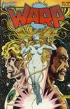 Cover for Warp (First, 1983 series) #8