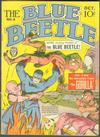 Cover for Blue Beetle (Fox, 1940 series) #9