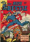 Cover for Blue Beetle (Fox, 1940 series) #36