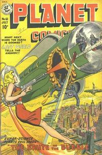 Cover Thumbnail for Planet Comics (Fiction House, 1940 series) #61