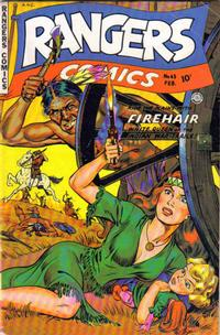 Cover Thumbnail for Rangers Comics (Fiction House, 1942 series) #63