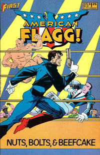 Cover Thumbnail for American Flagg! (First, 1983 series) #32