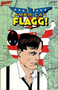 Cover Thumbnail for American Flagg! (First, 1983 series) #41