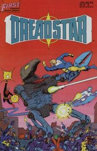 Cover Thumbnail for Dreadstar (First, 1986 series) #28