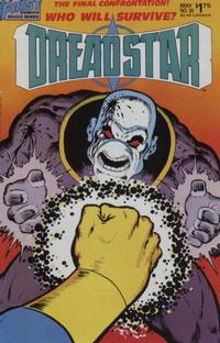 Cover for Dreadstar (First, 1986 series) #30