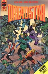Cover for Dreadstar (First, 1986 series) #52