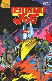 Cover Thumbnail for Dynamo Joe (First, 1986 series) #3