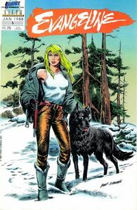 Cover Thumbnail for Evangeline (First, 1987 series) #5