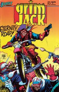 Cover Thumbnail for Grimjack (First, 1984 series) #5