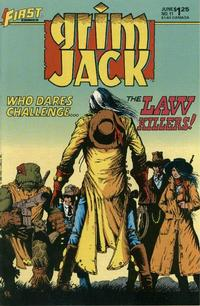 Cover Thumbnail for Grimjack (First, 1984 series) #11