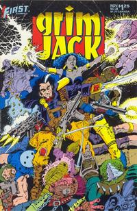 Cover Thumbnail for Grimjack (First, 1984 series) #28