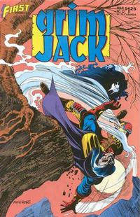 Cover Thumbnail for Grimjack (First, 1984 series) #32