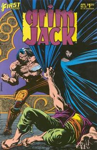 Cover Thumbnail for Grimjack (First, 1984 series) #33