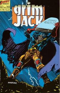 Cover Thumbnail for Grimjack (First, 1984 series) #39