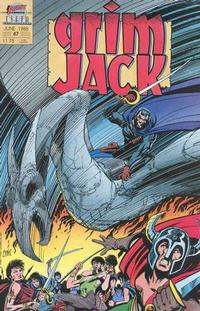 Cover Thumbnail for Grimjack (First, 1984 series) #47
