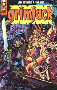 Cover Thumbnail for Grimjack (First, 1984 series) #77