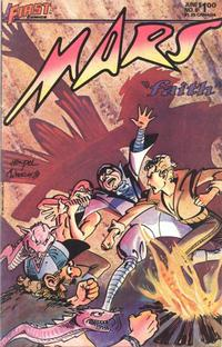 Cover Thumbnail for Mars (First, 1984 series) #6