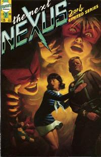 Cover Thumbnail for The Next Nexus (First, 1989 series) #2