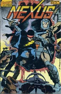 Cover Thumbnail for Nexus (First, 1985 series) #20